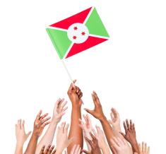 Burundian Flag
